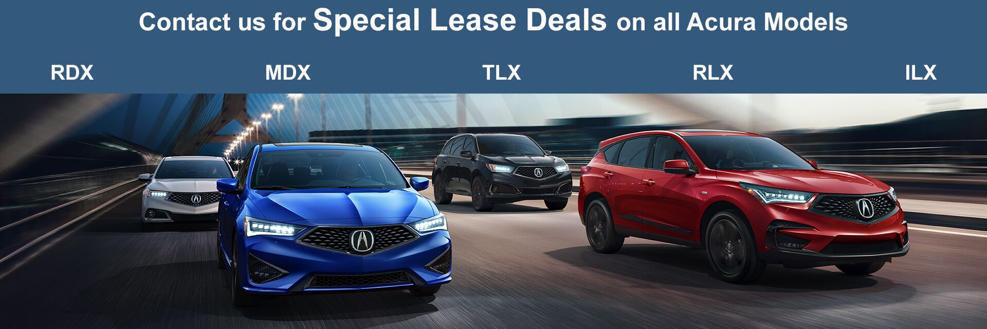 Special Lease Deals