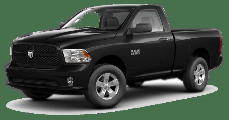 2017 Ram 1500 Express 4x4 Crew Cab 5'7 Box