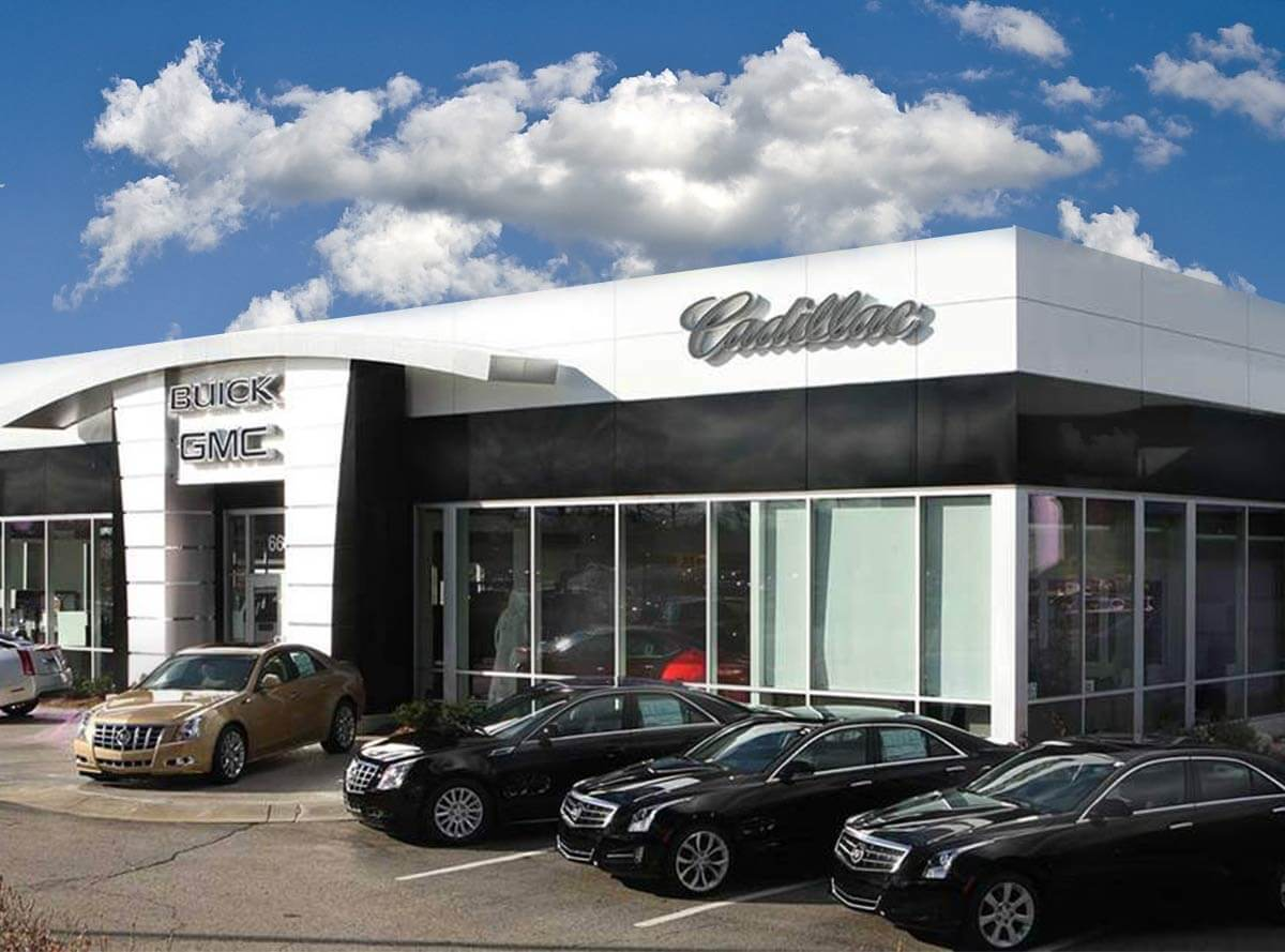 Cole Cadillac Dealership
