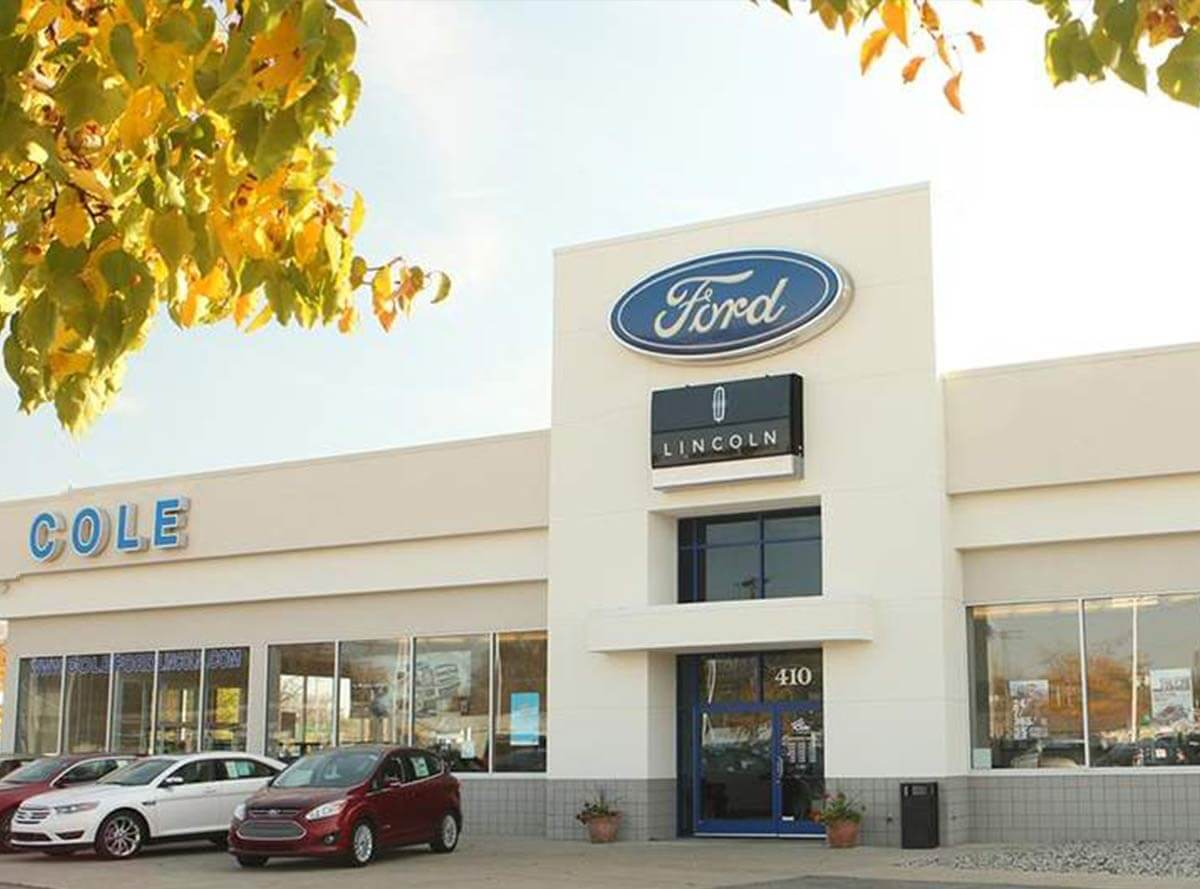 Cole Ford Dealership
