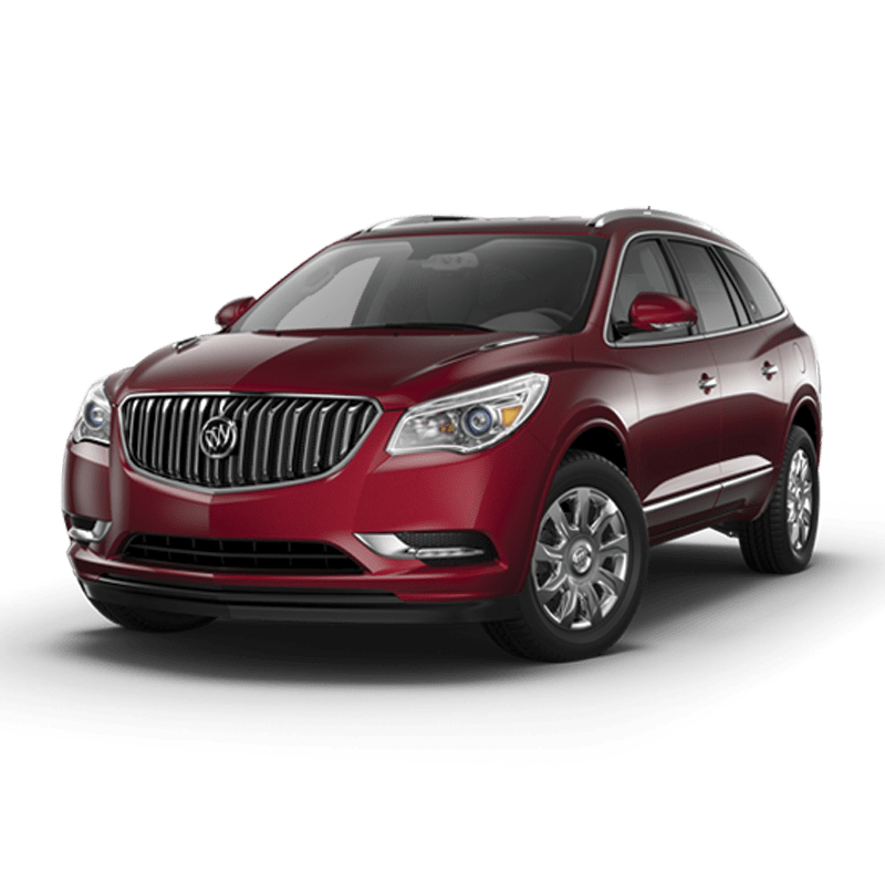 2017 Buick Enclave FWD 4dr Leather