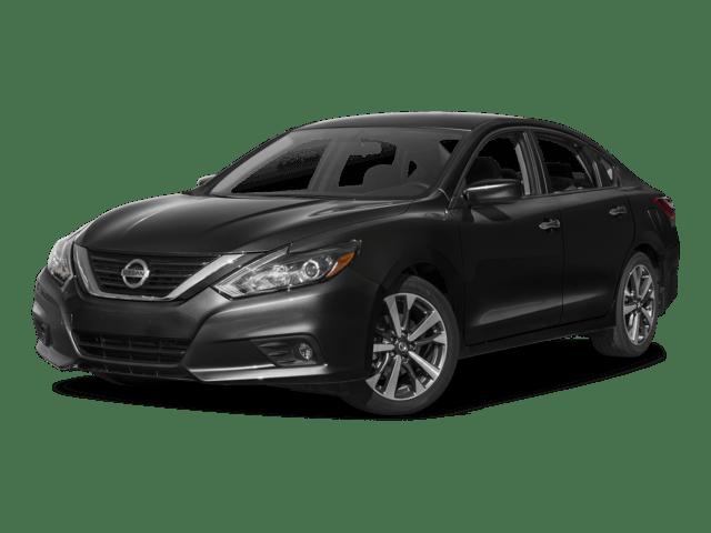 2017 Nissan Altima 2017.5 2.5 SR Sedan