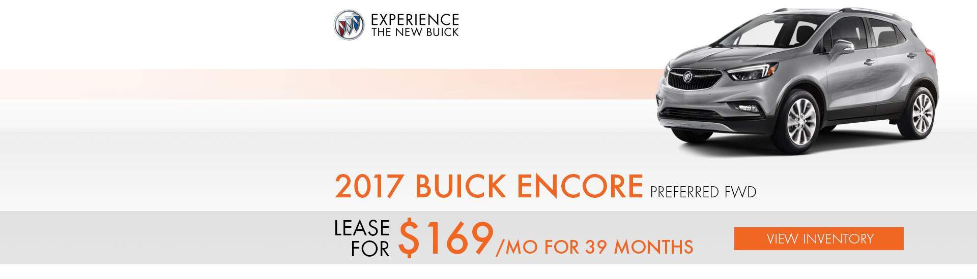 October 2017 Buick Encore Preferred Slide