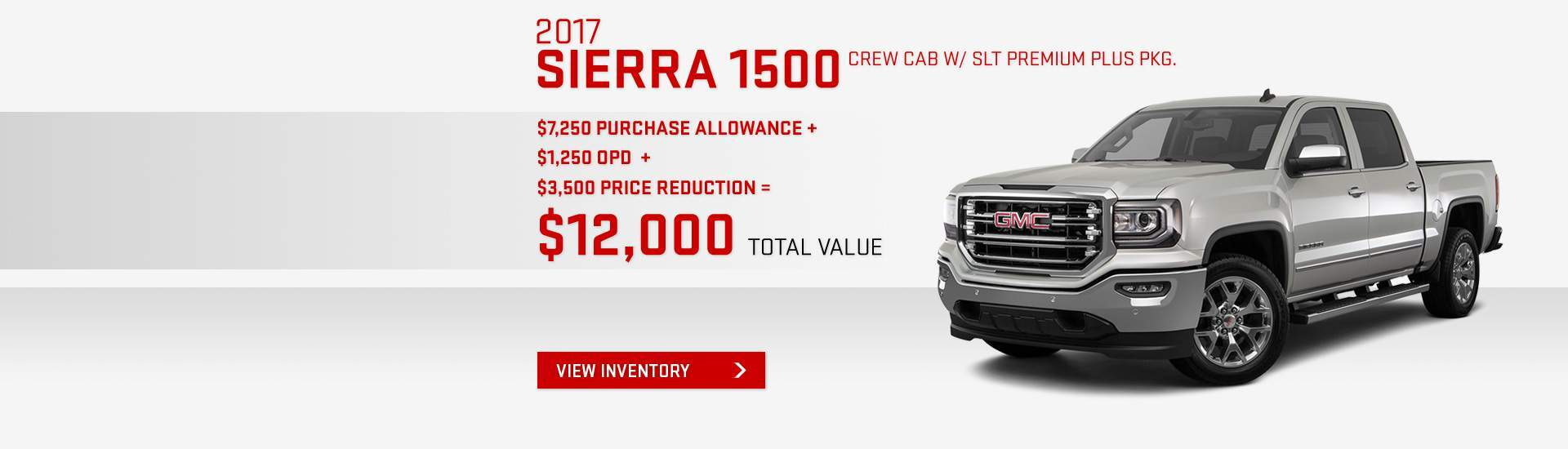 October 2017 GMC Sierra 1500 Slide
