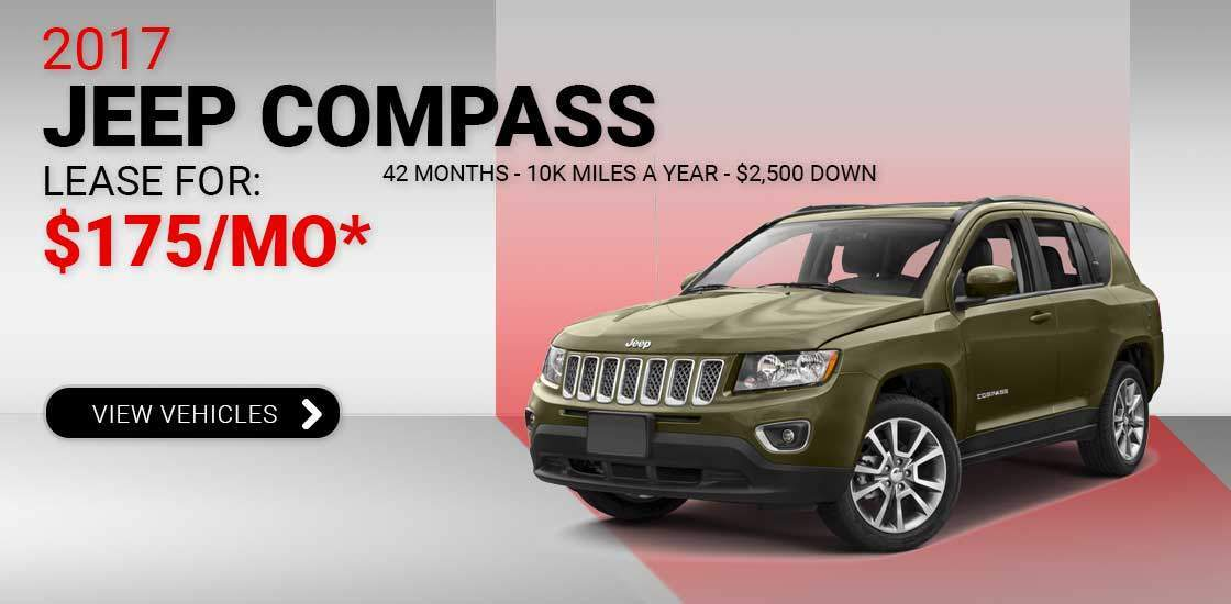 2017 Jeep Compass Mobile Slide