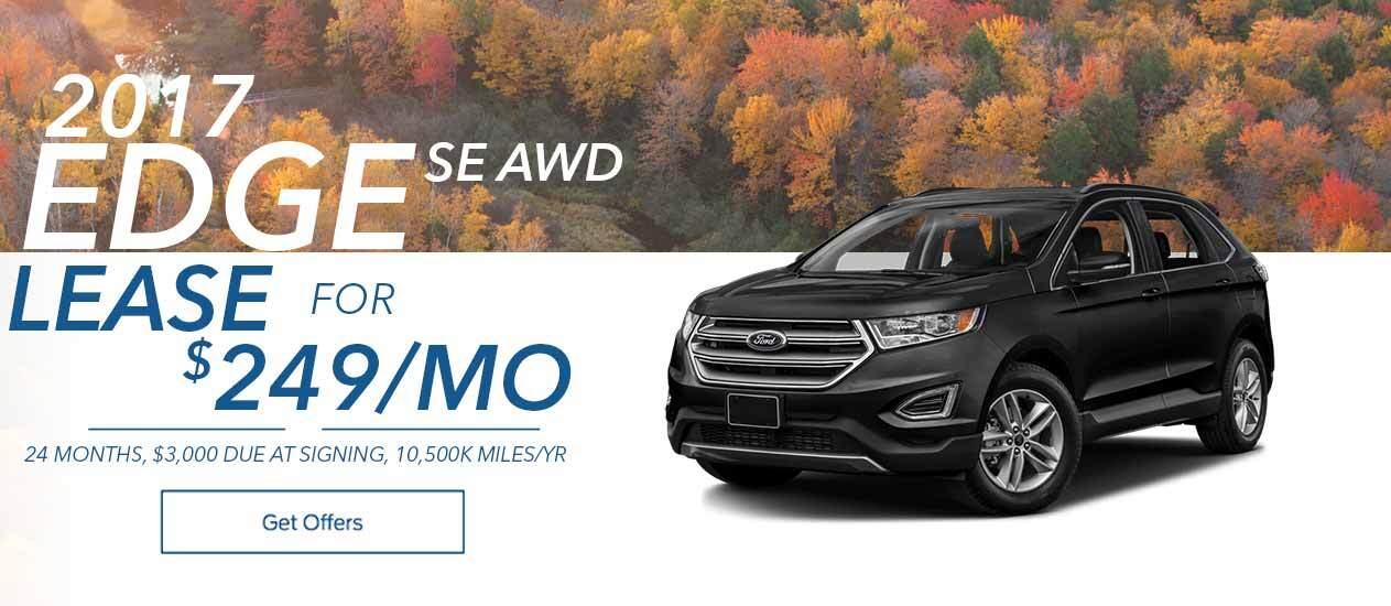 Cole Ford Edge 2017 September Special mobile