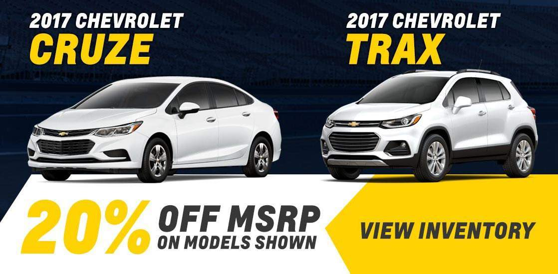 2017 September Cruze and Trax Slide Mobile