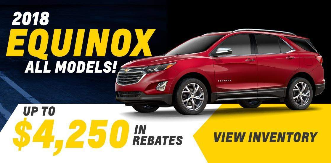 2018 Equinox Mobile Special