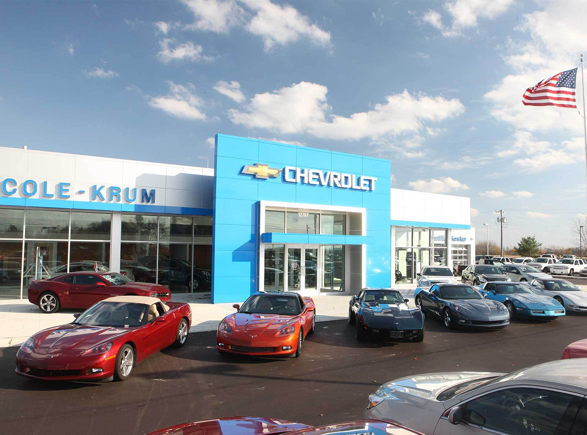 Cole Krum Dealership