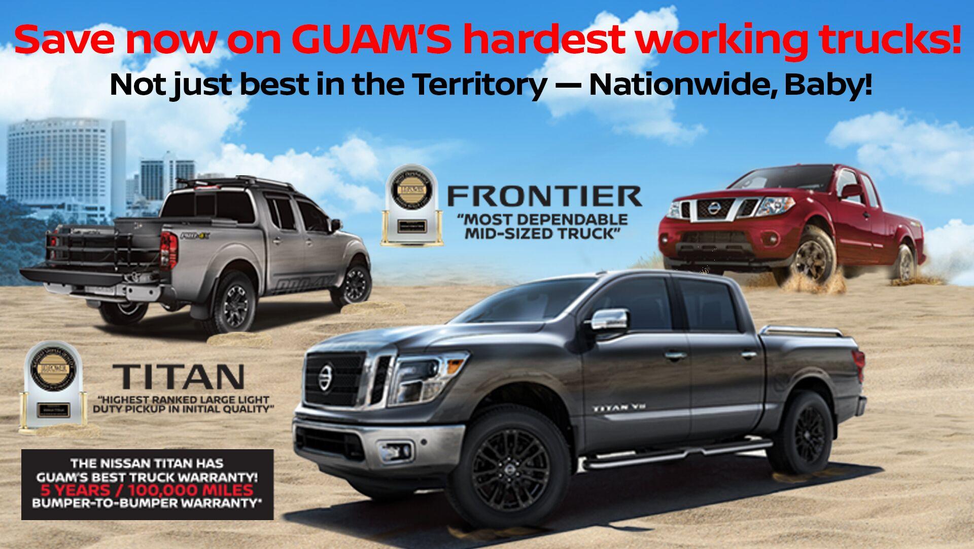 Nissan Dealership Tamuning GU | Used Cars Nissan Motor Corp