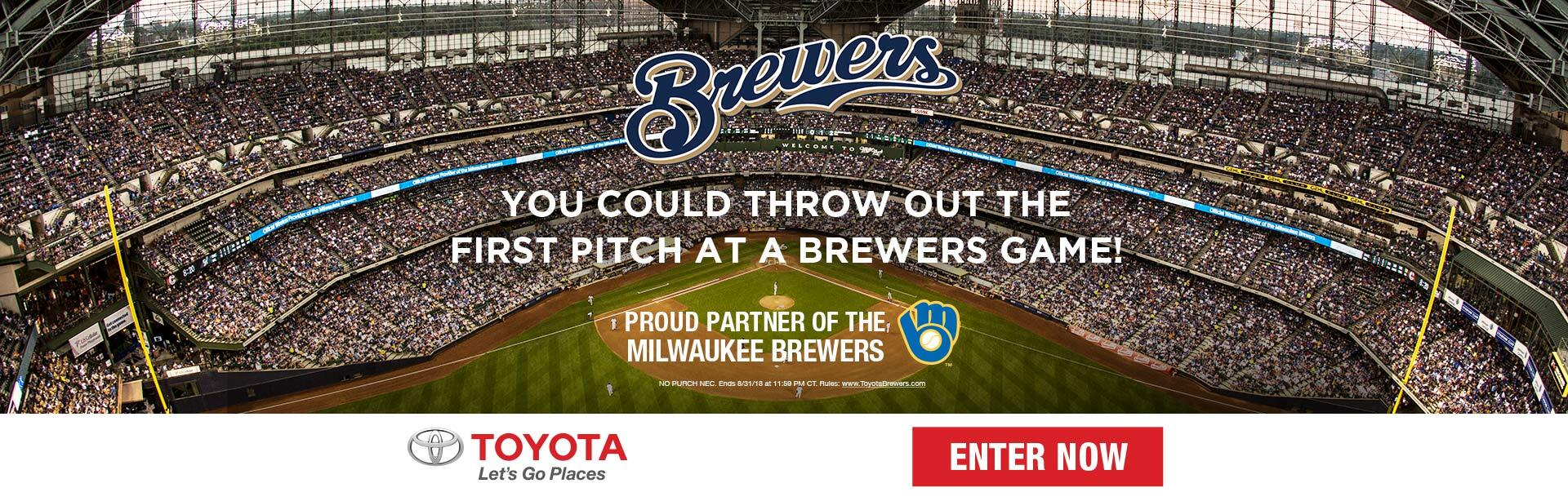 Brewers promo