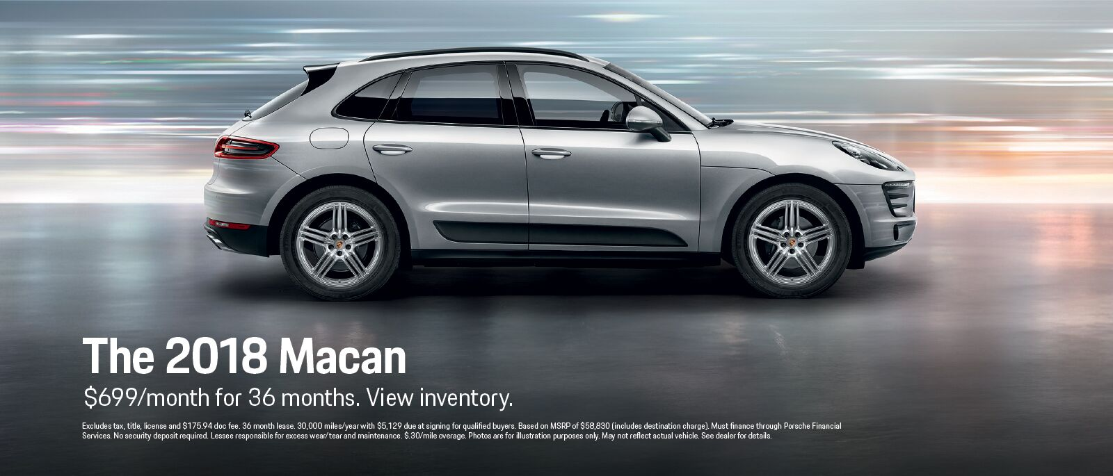 The 2018 Macan
