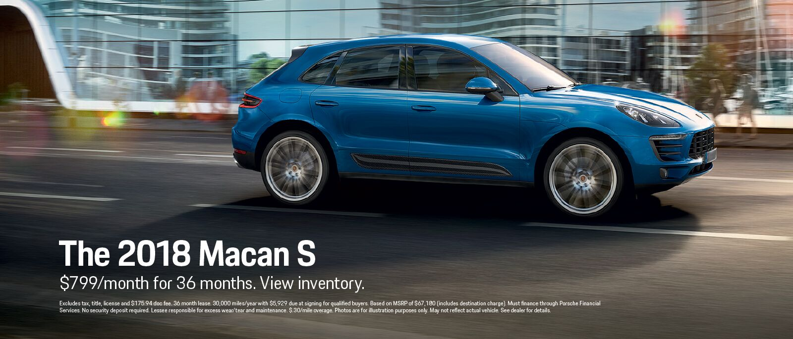 The 2018 Macan S