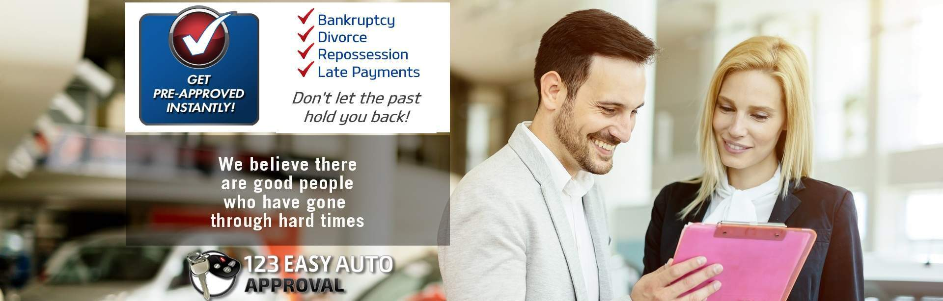 123 Easy Auto Approval