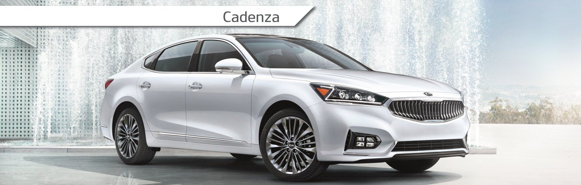 New Kia Cadenza at Roseville Kia