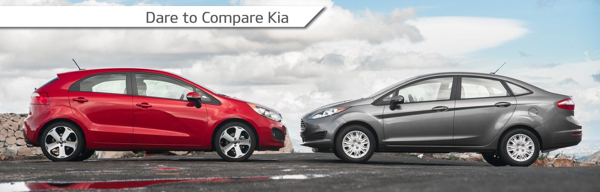 Dare to Compare Kia