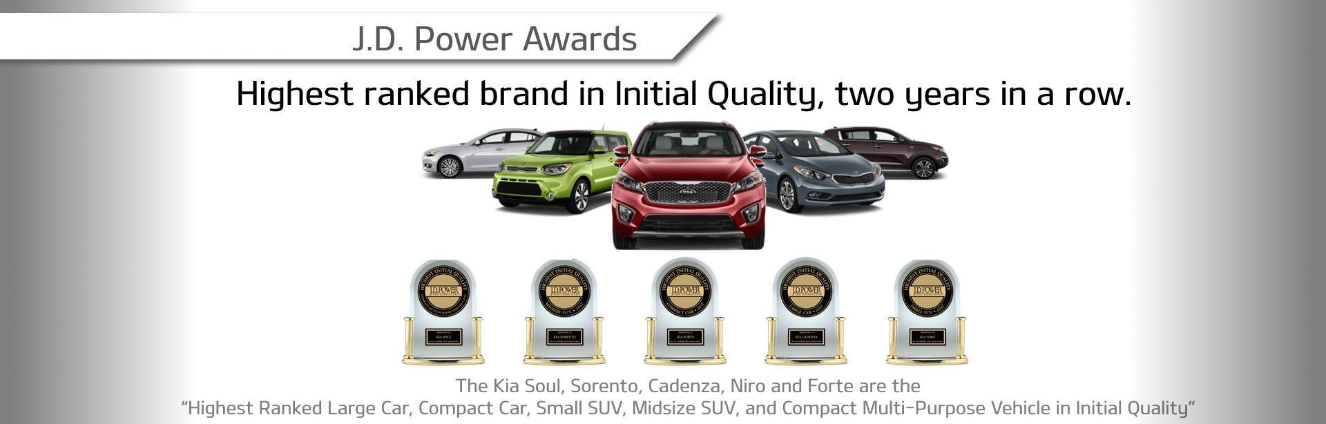J.D. Power Awards