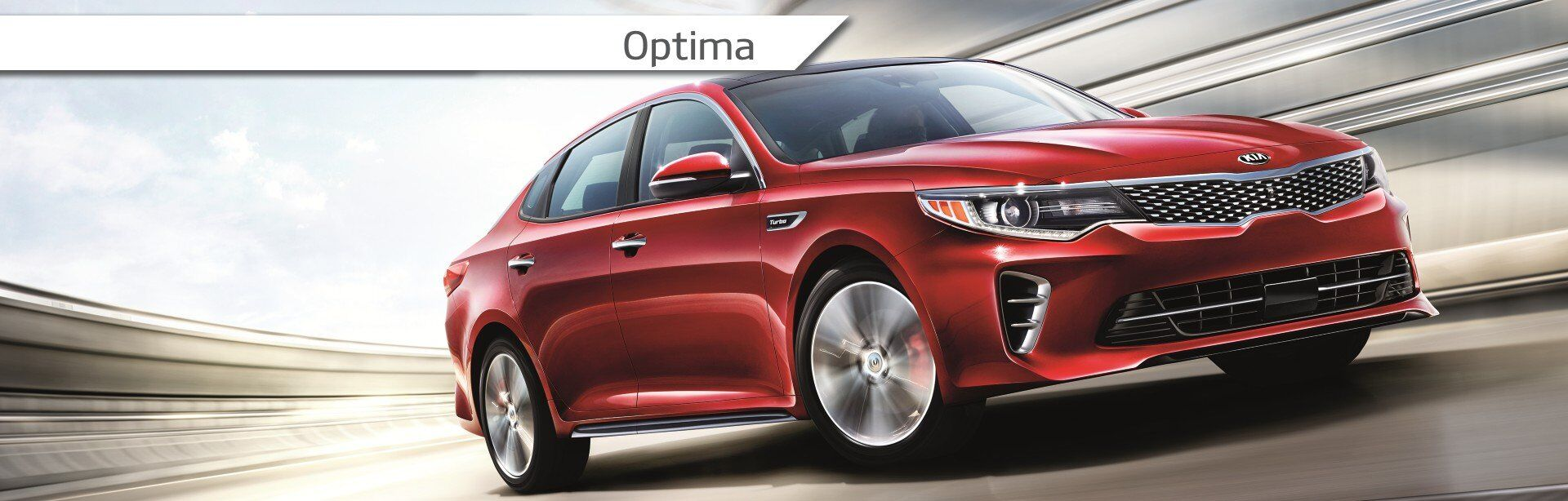 New Kia Optima at John L Sullivan's Roseville Kia