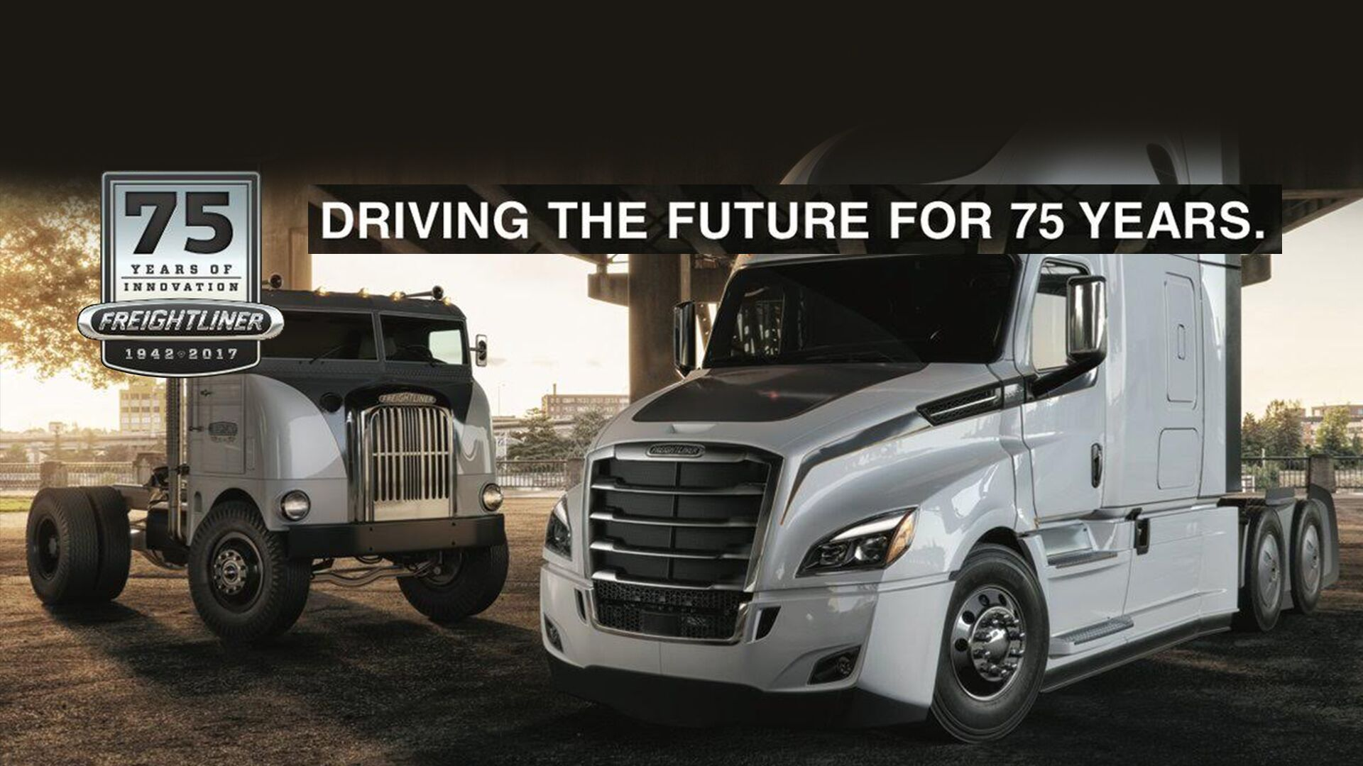 Fuso Dealership Calgary Ab Used Cars New West Truck Centres 2014 Cascadia Fuse Box Key 75 Years Of Innovation