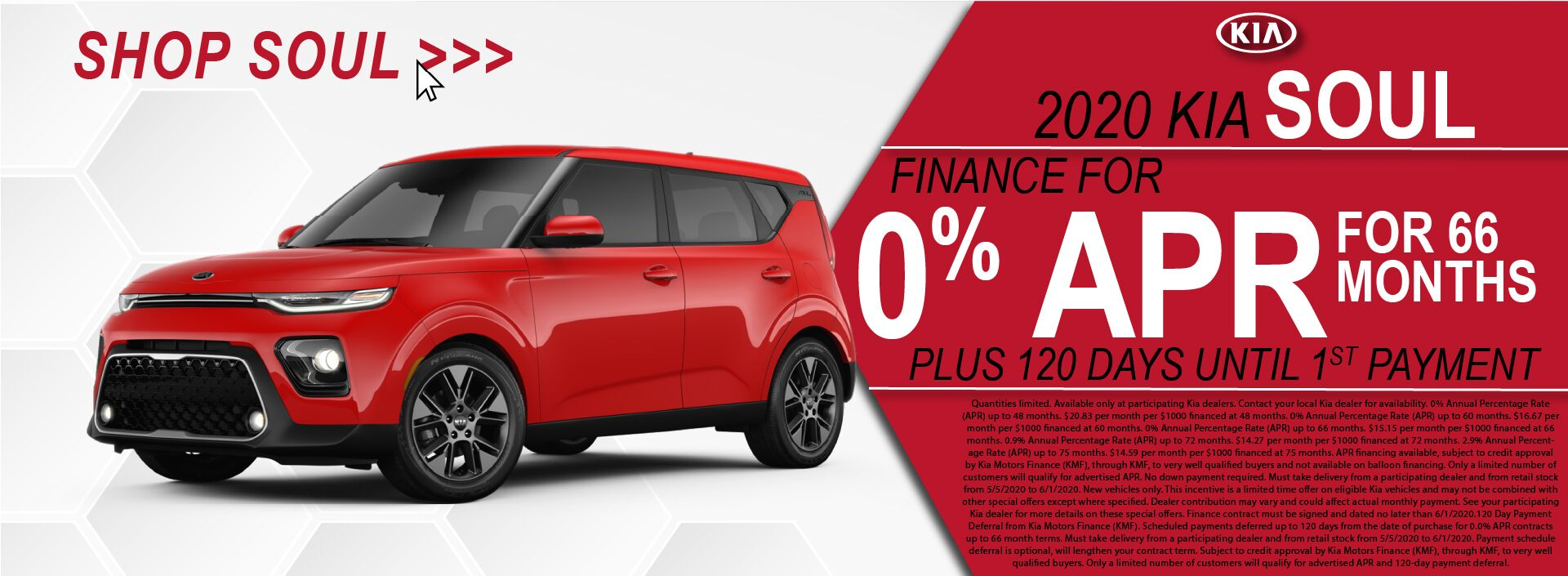 Bill Bryan Kia Soul 0% APR