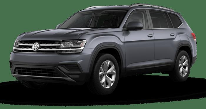 2019 Volkswagen Atlas 3.6L V6 S 4MOTION