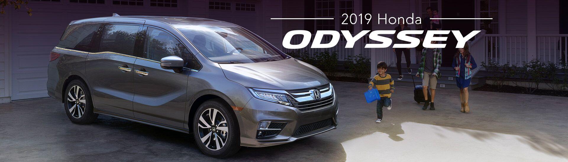 2019 Honda Odyssey Civic