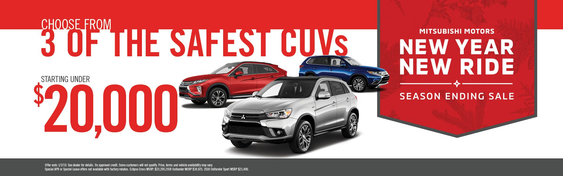 3 of the Safest CUVs-2