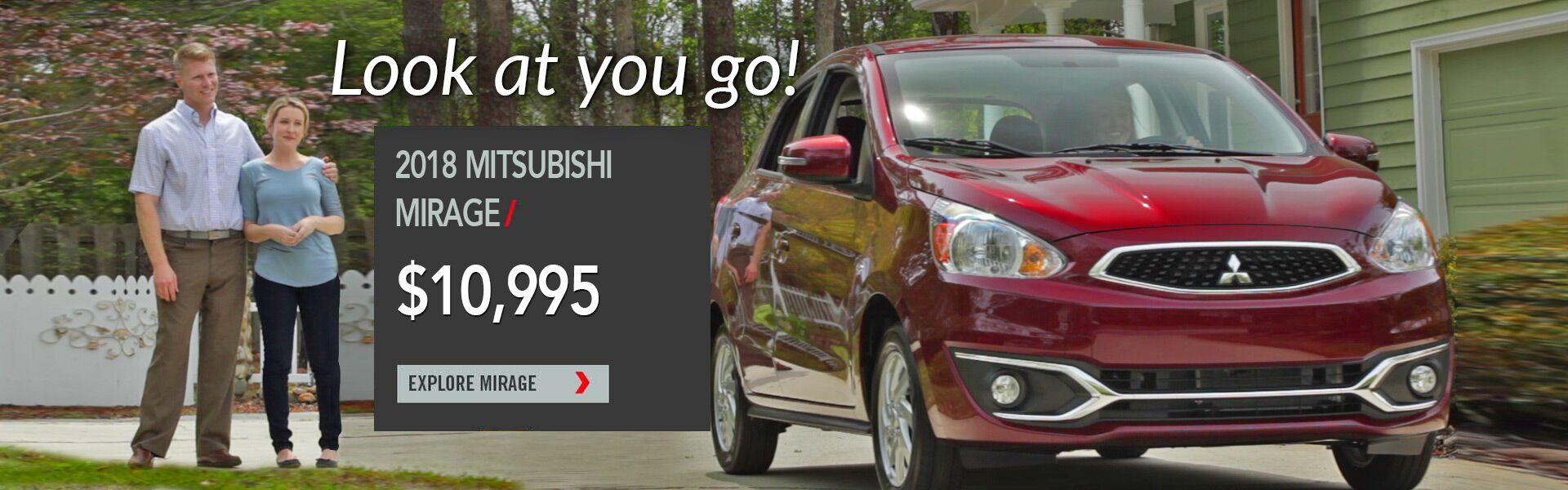 Mitsubishi Dealership Wilmington NC | Used Cars D&E Mitsubishi
