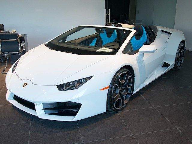 2017 Huracan Technology Package