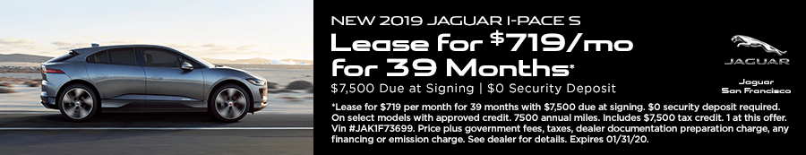 I-PACE 2019