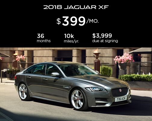 2018 Jaguar XF 2.0L