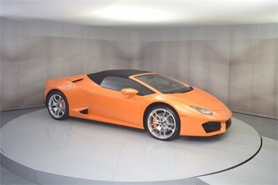 2018 Lamborghini Huracan LP580-2S