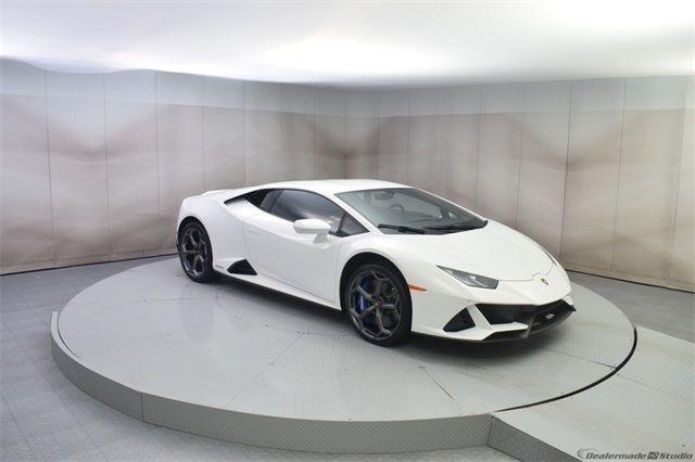 2020 Lamborghini Huracan EVO Base