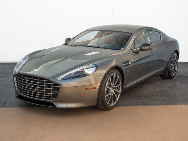 2017 Rapide S Shadow Edition w/ Exterior Carbon Package