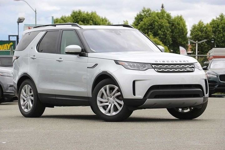 2018 Discovery HSE