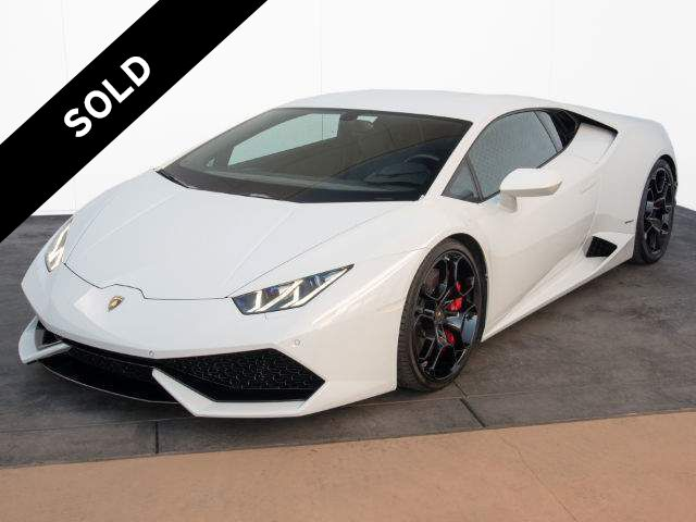 2016 Huracan Style Package
