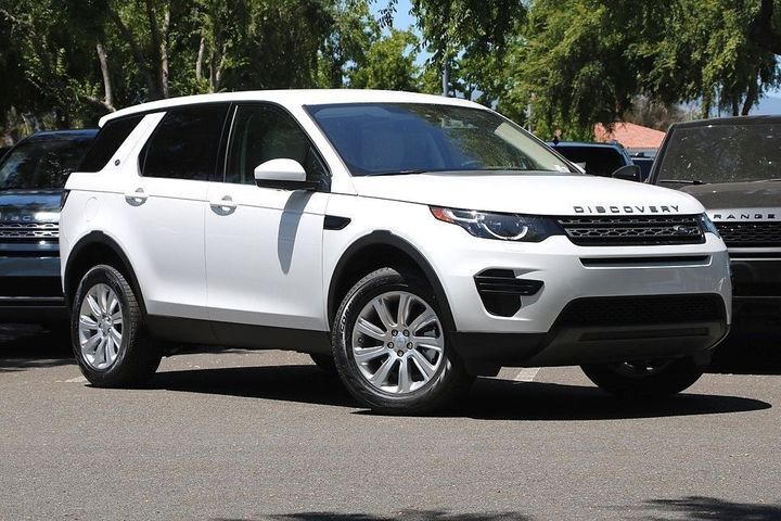 2018 Land Rover Discovery Sport SE
