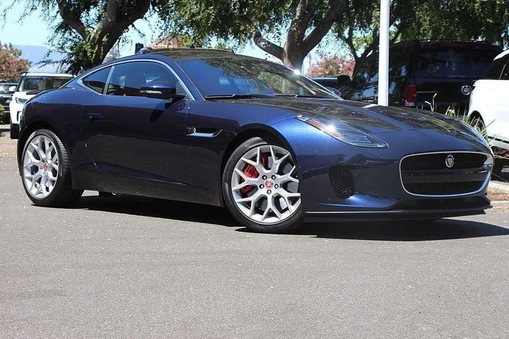2018 Jaguar F-TYPE Base