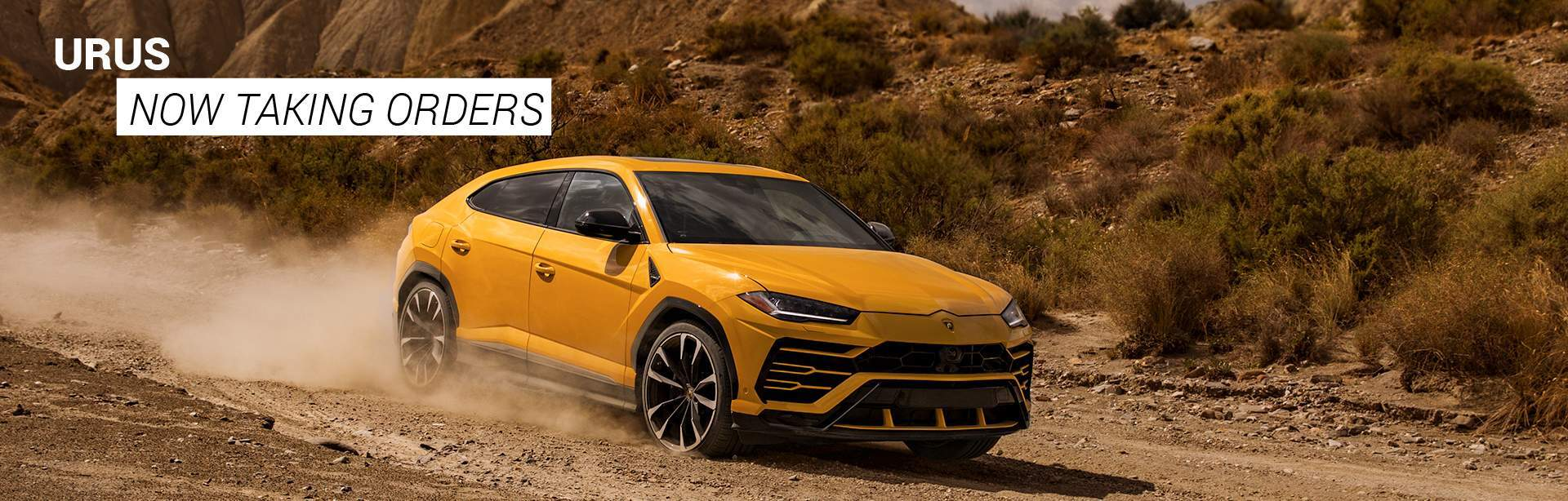 Urus - Now taking orders