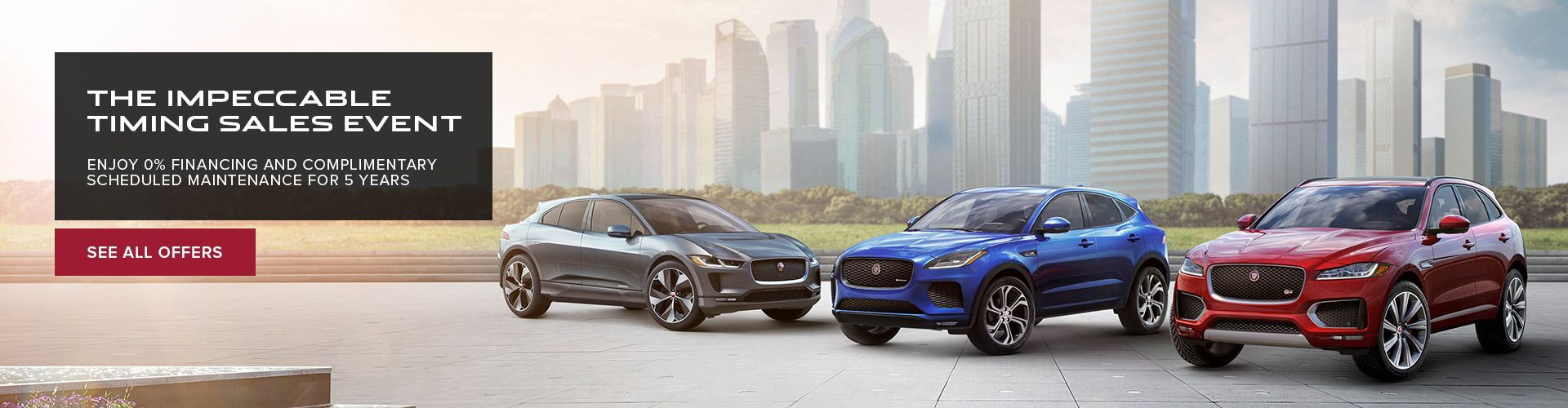 2019 Jaguar Spring Sales Event