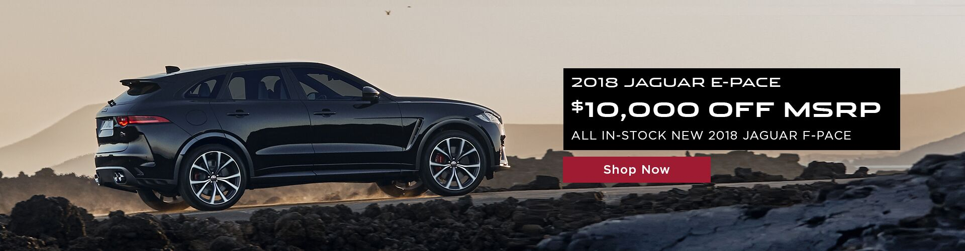 May 2018 F-PACE