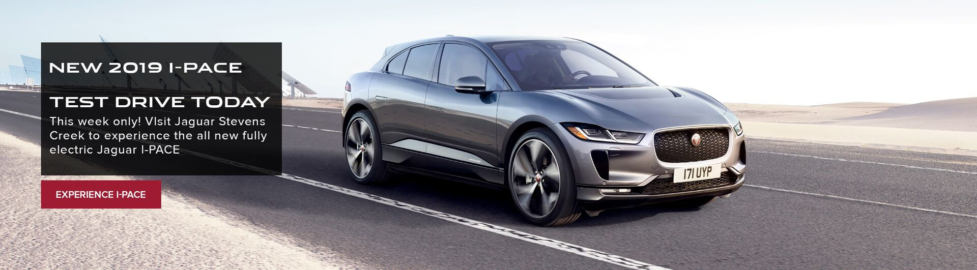 I-PACE Test Drives