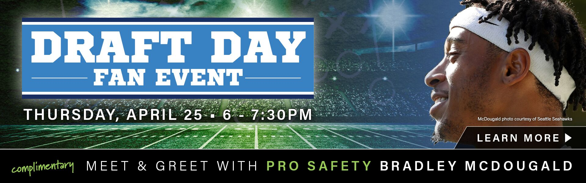 Draft Day Event