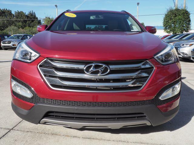 2016 Hyundai Santa Fe Sport 2.0L Turbo