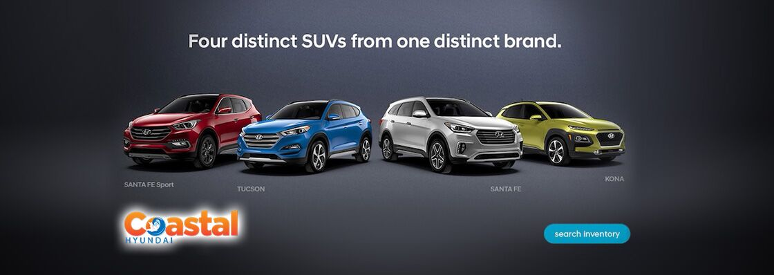 Hyundai SUV's Special Offers