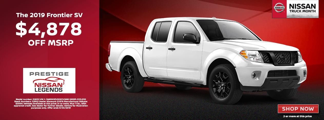 Prestige Nissan Legends | Kansas City Car & Truck Dealership