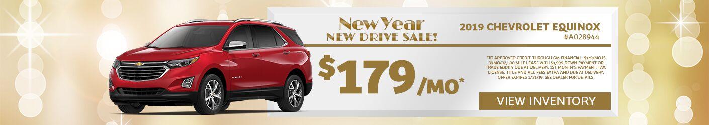 NYNDS 2019 Chevrolet Equinox