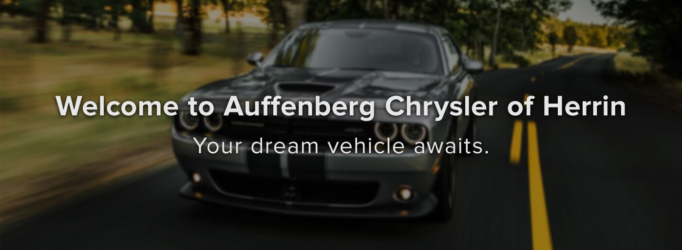Wecome to Auffenberg Chrysler of Herrin