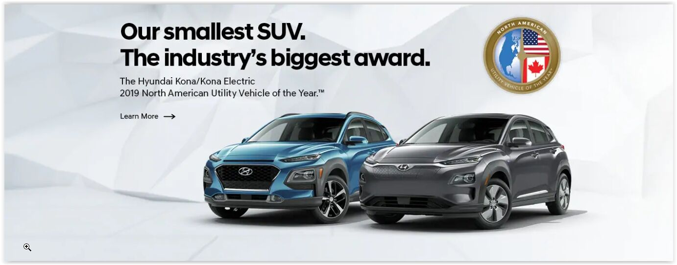 Smallest SUV, Biggest Award at Hyundai Cape Girardeau