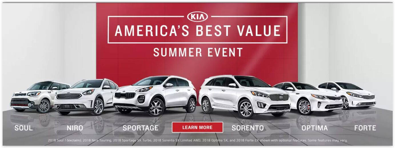Kia's America's Best Value Summer Event at Cape Girardeau